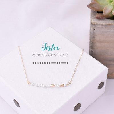 sister-morse-code-necklace-from-alistgreek.com