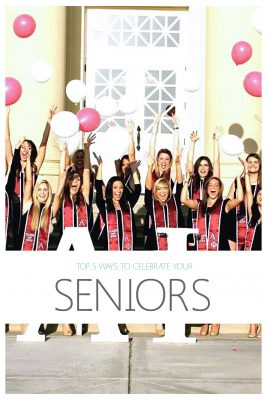 5 Ways to Celebrate Your Seniors from alistgreek.com