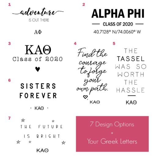 Sorority Class of 2020 Compilation