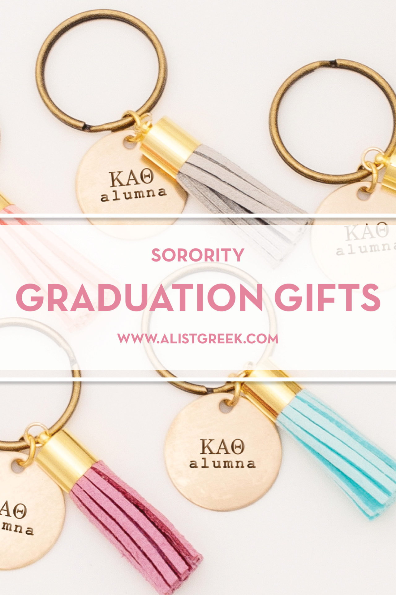 Sorority Grad Gifts