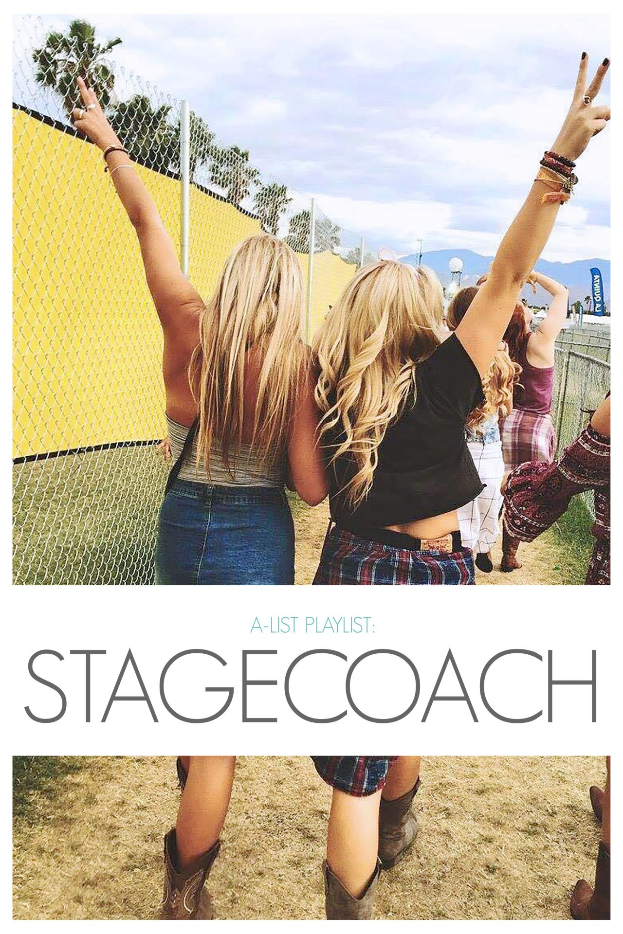 The Ultimate Stagecoach Playlist