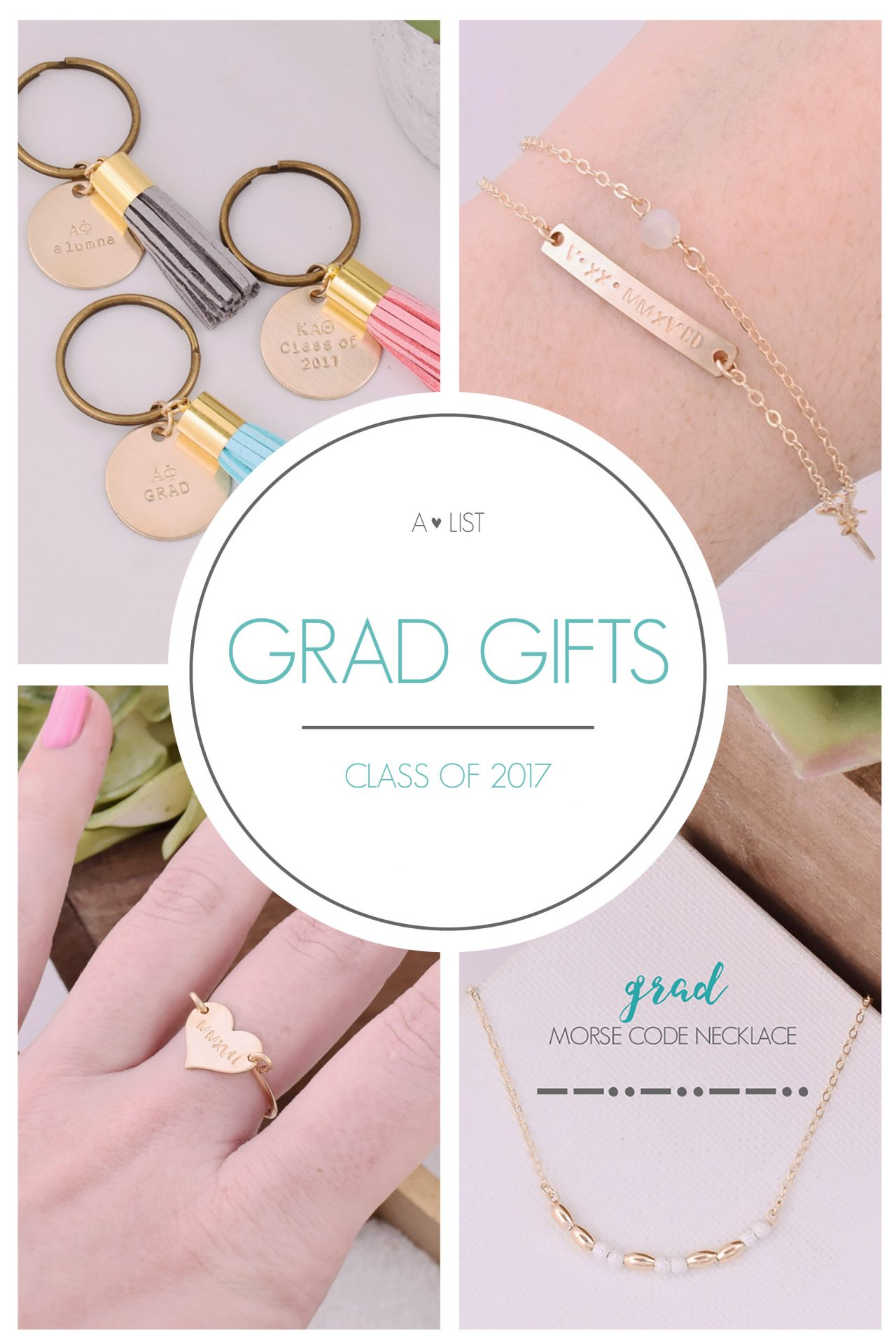 Top Sorority Graduation Gifts from www.alistgreek.com