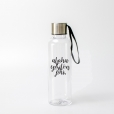 Alpha-Epislon-Phi-Water-Bottle-Script-Black