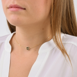 Petite Sorority Choker Alpha Epsilon Phi by www.alistgreek.com