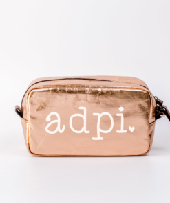 Alpha Delta Pi Medium Cosmetic Bag from www.alistgreek.com