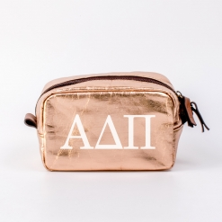Alpha Delta Pi Small Cosmetic Bag from www.alistgreek.com
