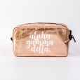 Cosmetic-Bags-Rose-Gold-Alpha-Gamma-Delta-Large-White