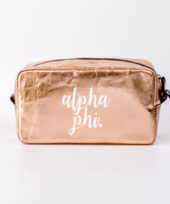 Alpha Phi Large Cosmetic Bag from www.alistgreek.com
