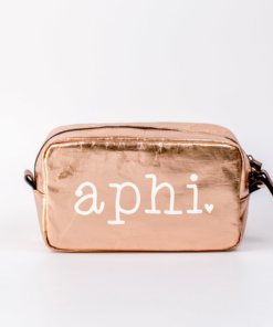Alpha Phi Medium Cosmetic Bag from www.alistgreek.com