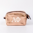 Cosmetic-Bags-Rose-Gold-Alpha-Phi-Small-White