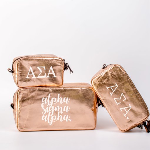Alpha Sigma Alpha Cosmetic Bag Set from www.alistgreek.com