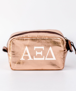 Alpha Xi Delta Small Cosmetic Bag from www.alistgreek.com