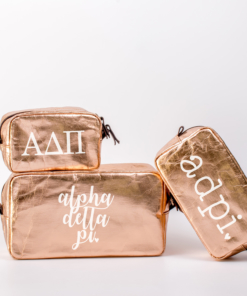 Alpha Delta Pi Cosmetic Bag Set from www.alistgreek.com