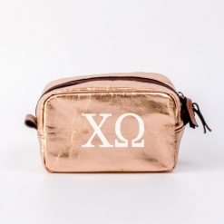 Chi Omega Small Cosmetic Bag from www.alistgreek.com