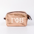 Cosmetic-Bags-Rose-Gold-Gamma-Phi-Beta-Small-White