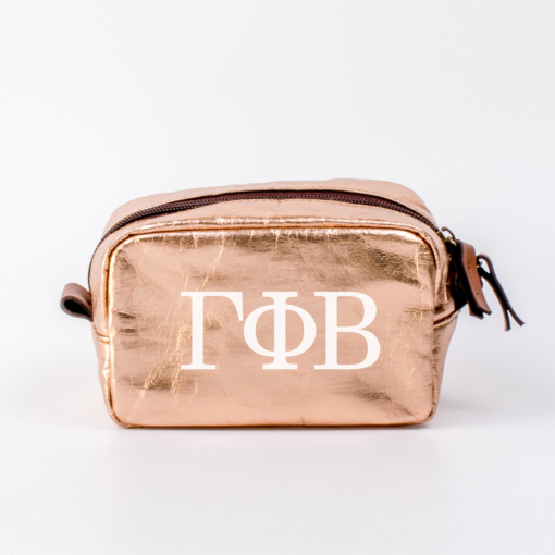 Gamma Phi Beta Small Cosmetic Bag from www.alistgreek.com