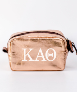 Kappa Alpha Theta Small Cosmetic Bag from www.alistgreek.com