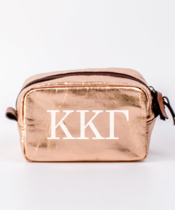 Kappa Kappa Gamma Small Cosmetic Bag from www.alistgreek.com