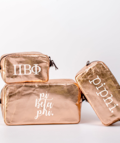 Pi Beta Phi Cosmetic Bag Set from www.alistgreek.com