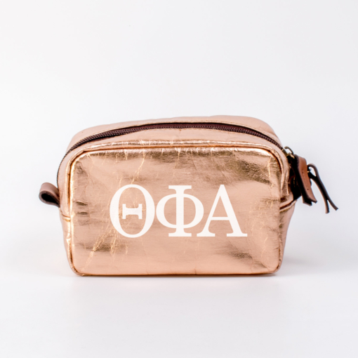 Theta Phi Alpha Small Cosmetic Bag from www.alistgreek.com