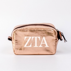 Zeta Tau Alpha Small Cosmetic Bag from www.alistgreek.com