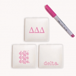 Delta Delta Delta Jewelry Tray Set from www.alistgreek.com