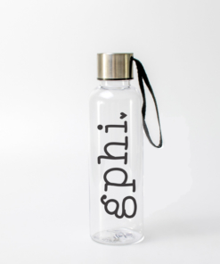 Gamma Phi Beta GPhi Water Bottle from www.alistgreek.com