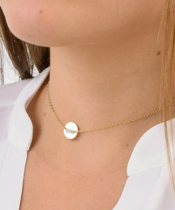 Pi Beta Phi Small Charm Choker CloseUp