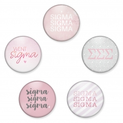 Sigma Sigma Sigma Buttons from www.alistgreek.com