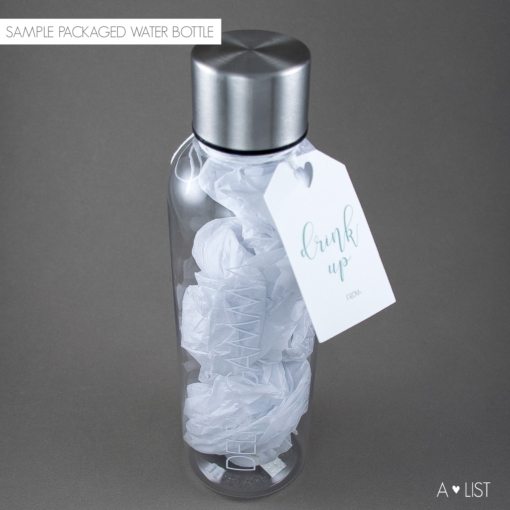 Water Bottle Packaged Gallery Image
