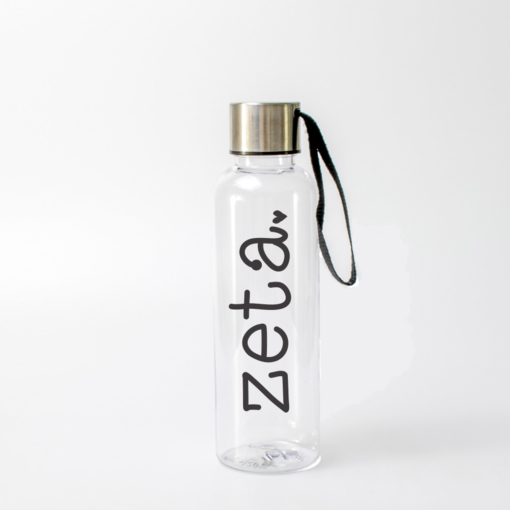 Zeta Water Bottle from www.alistgreek.com