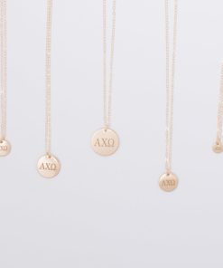 alpha-chi-omega-disc-charm-necklace-compilation-gold-5