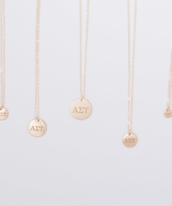 alpha-sigma-tau-disc-charm-necklace-compilation-gold-5