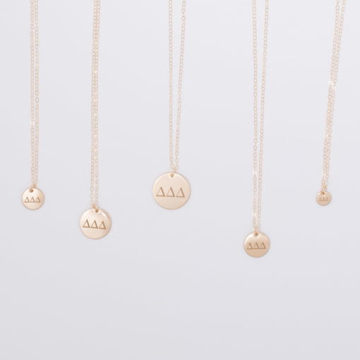 delta-delta-delta-disc-charm-necklace-compilation-gold-5
