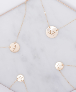 delta-zeta-circle-necklace-compilation-gold-2