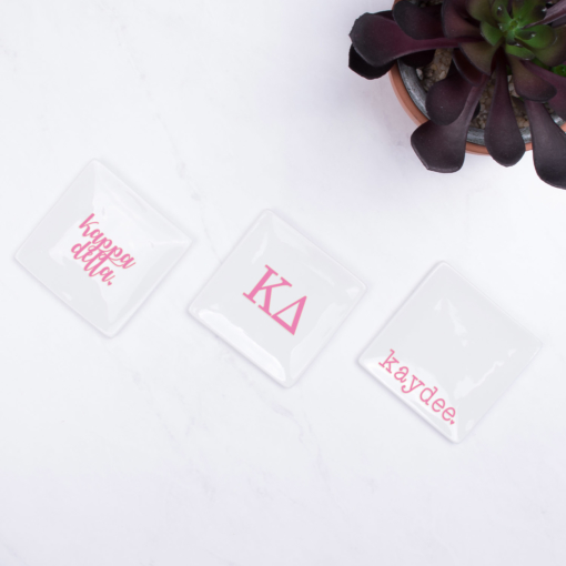 kappa-delta-trays-on-marble-sorority-soft-pink