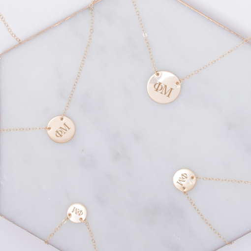 phi-mu-circle-necklace-compilation-gold-2