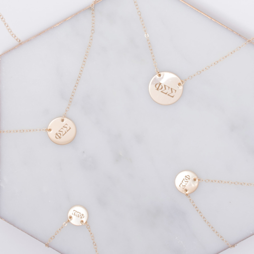 phi-sigma-sigma-circle-necklace-compilation-gold-2