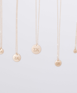 sigma-kappa-disc-charm-necklace-compilation-gold-5