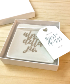 Alpha Delta Pi Packaged Jewelry Tray from www.alistgreek.com