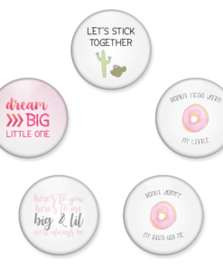 Big Little Magnet Set from www.alistgreek.com