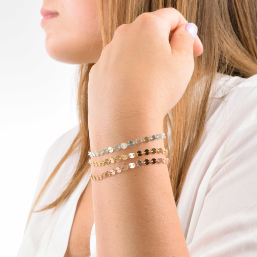 coin-chain-bracelets