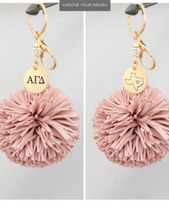 Blush Side By Side Alpha-Gamma-Delta