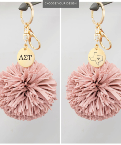 Blush Side By Side Alpha-Sigm-Tau