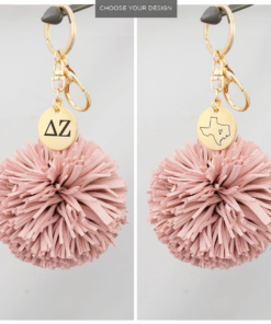 Blush Side By Side Delta-Zeta