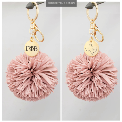 Blush Side By Side Gamma-Phi-Beta