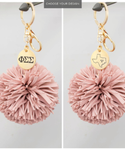 Blush Side By Side Phi-Sigma-Sigma