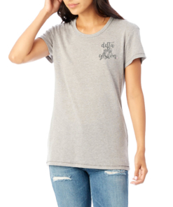 Sorority-Smoke-Tshirt-Embroidered-Delta-Phi-Epsilon-Script-Metallic-Silver-3