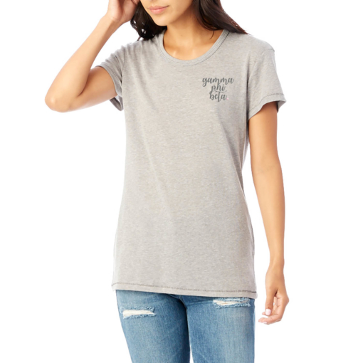 Sorority-Smoke-Tshirt-Embroidered-Gamma-Phi-Beta-Script-Metallic-Silver-3