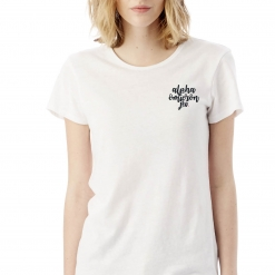Sorority-White-Tshirt-Embroidered-Alpha-Omicron-Pi-Script-Black-4